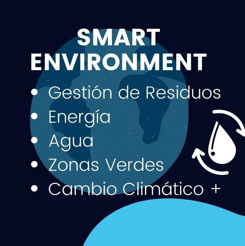 Smart City environment ayuntamientos