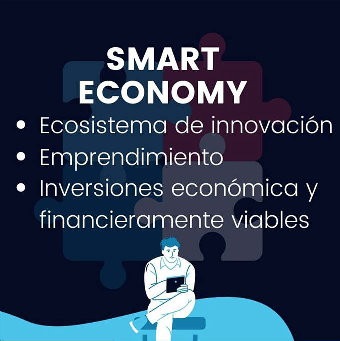 Smart City economy plan estrategico municipio