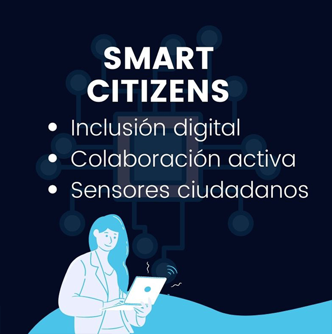 plan Smart City citizens