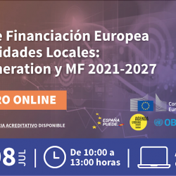 Agenda Urbana- Next Generation EU